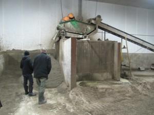 MacLanahan Agricultural Sand Dewatering Screen - Rasmus Kjelsmark Nielsen