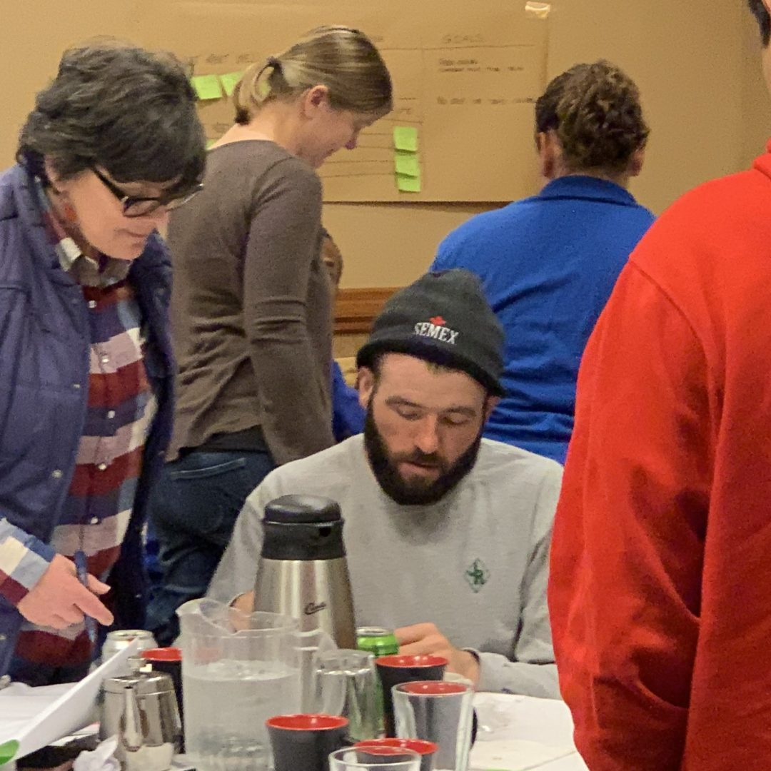 Lean Farming workshop in US with Foundation Livestock